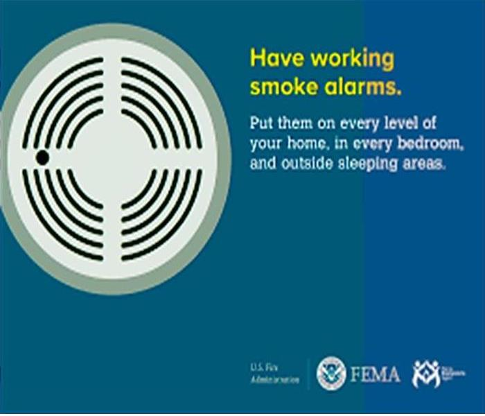 Fire Damage A Great Time to Check Your Smoke Alarms