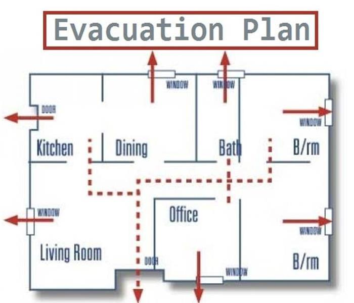 Fire Damage Why it's Important to Have a Fire Evacuation Plan